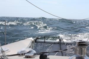 Offshore again.
