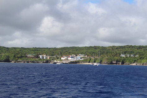 Farewell to Niue