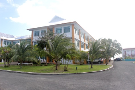 Government office building