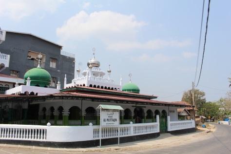 Mosques aplenty