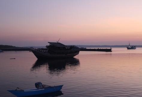 Selayar waterfront