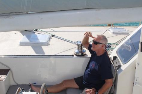 Returned crew member Tim