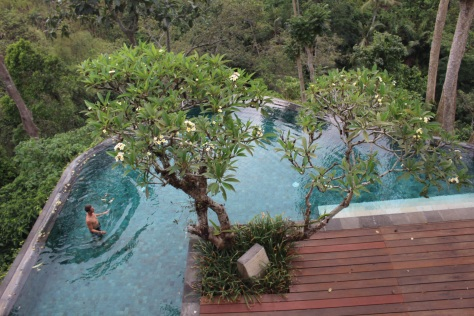 And one of the pools