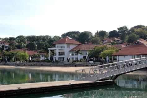 Nongsa Point Marina/resort