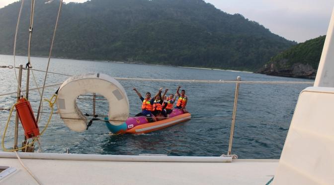 To Sumatra Mainland