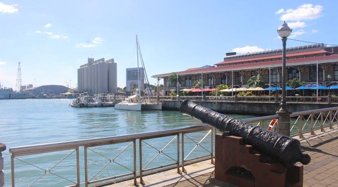 Le Caudan Marina, Mauritius