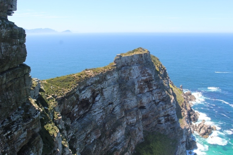 Cape Point -- very cool place to be!