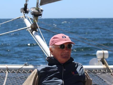 Ah, life at sea ain't bad.