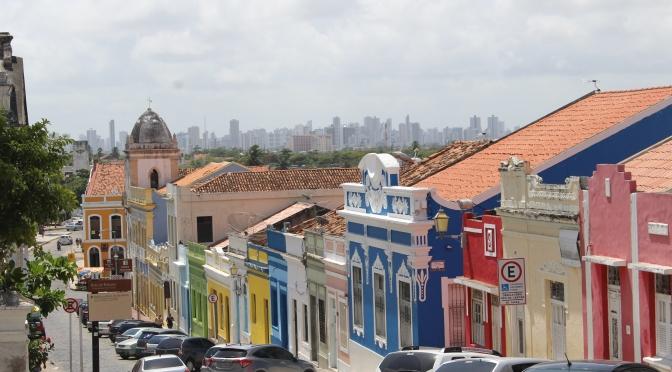 Brazil: Cabedelo and Olinda