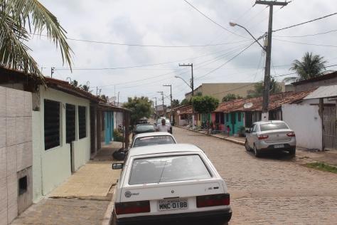 Jacare village