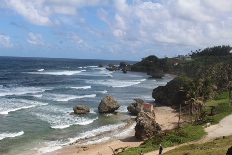 Bathsheba, east coast
